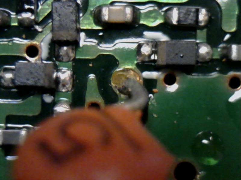 Icom IC-R7100 Receiver Power Regulator Unit Capacitor Replacement Kit Capacitors