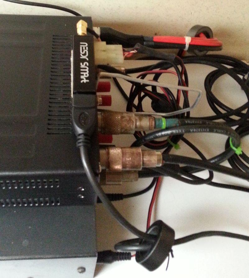 7100 Panadapter   KV5R COM