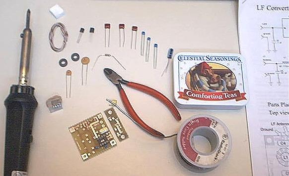 Low-Frequency Converter | KV5R COM